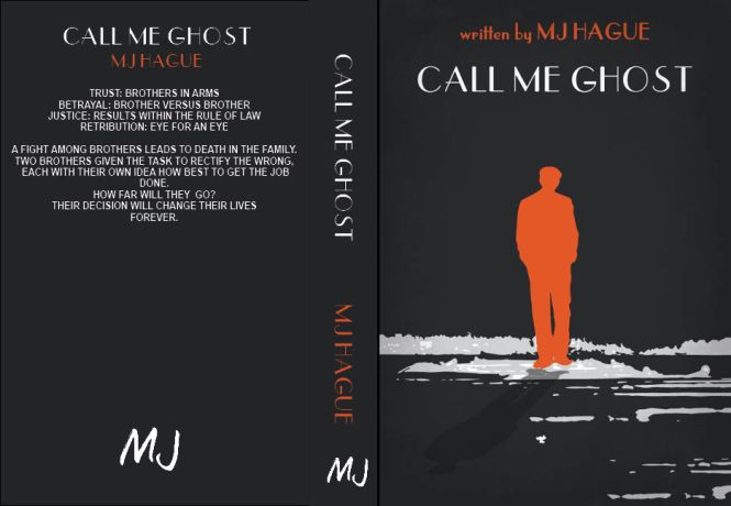 CALL ME GHOST COVER3